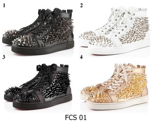 Sepatu Christian Louboutin Sneakers Cowok | KASKUS