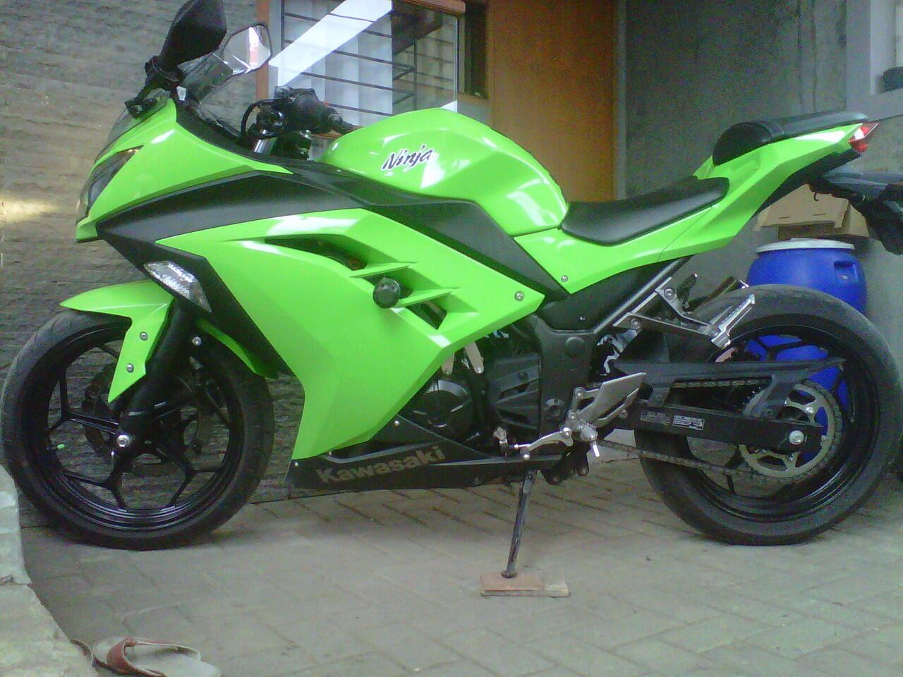 Jual Kawasaki Ninja  Fi Bandung