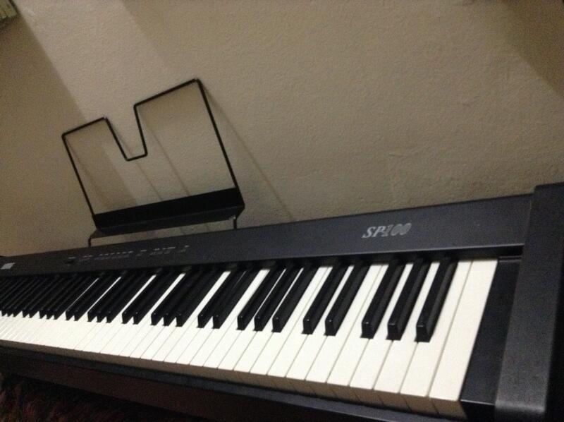 Cari DIJUAL KEYBOARD KORG SP 100 DIGITAL PIANO MADE IN