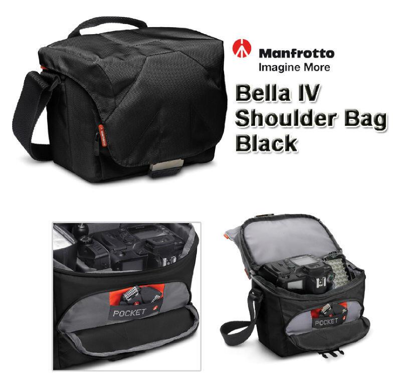 Manfrotto Bella Iv Shoulder Camera Bag 67