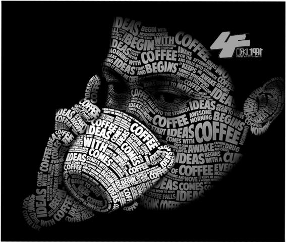 FACE TYPOGRAPHY