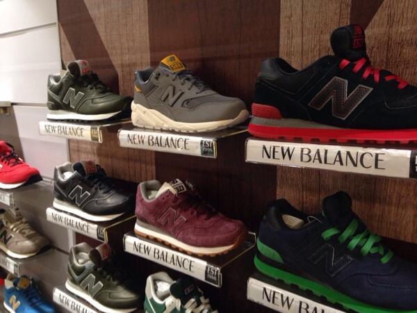 beda new balance 373 dan 574