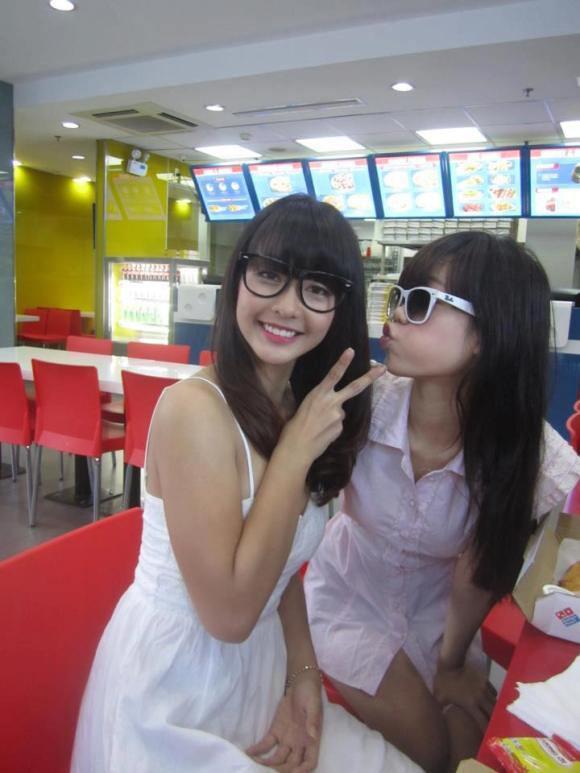 Petinju remaja paling cantik asal vietnam 18+ no BB