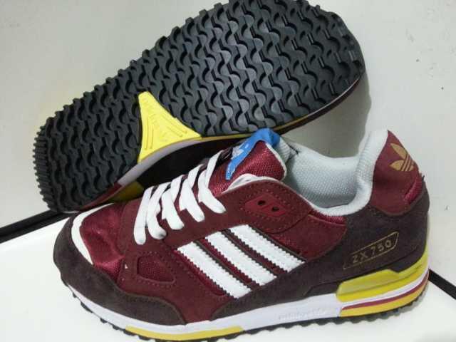adidas zx 750 marron