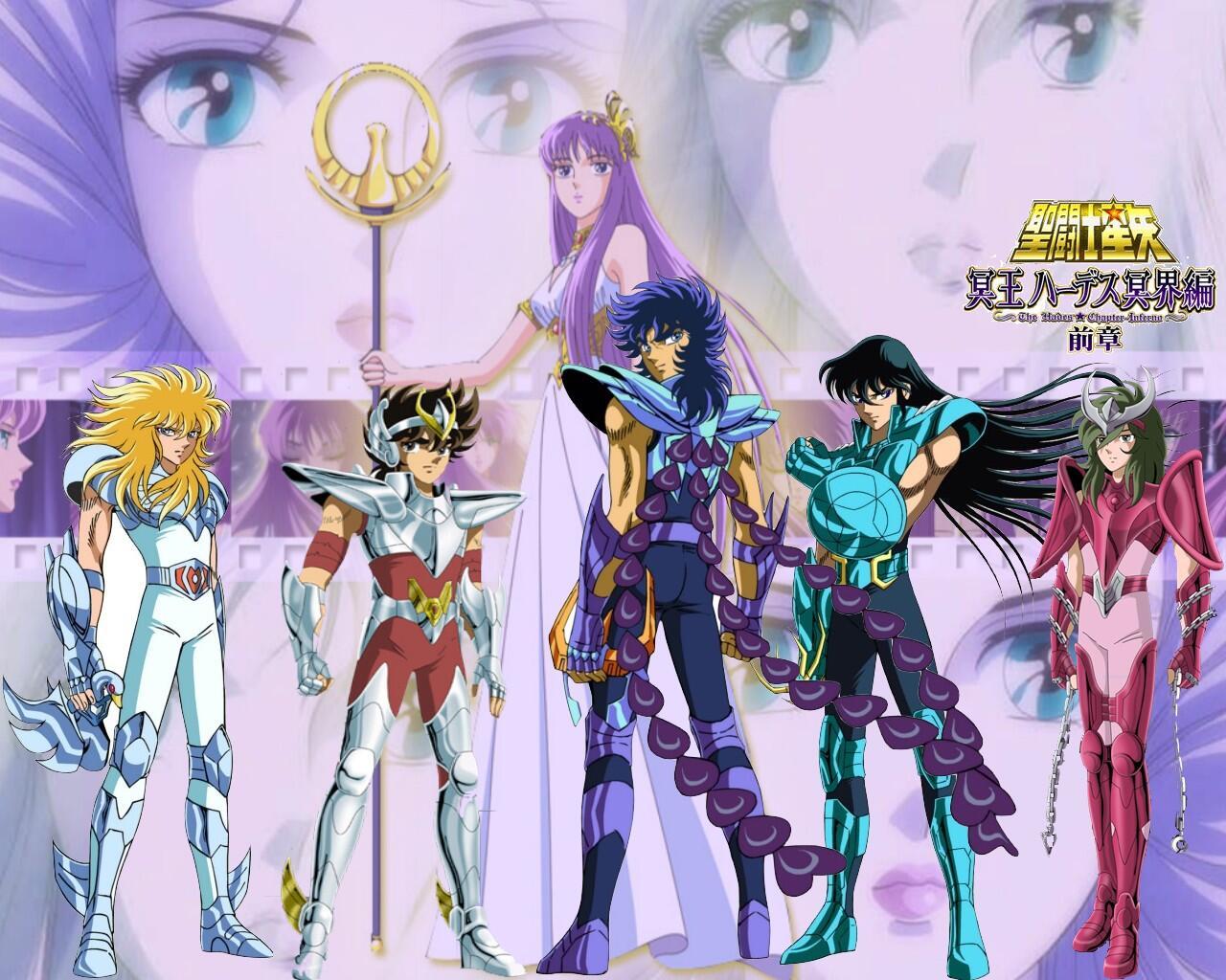 Anime Saint Seiya yg Melegenda KASKUS