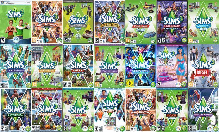 Patch the sims 4 terbaru awek