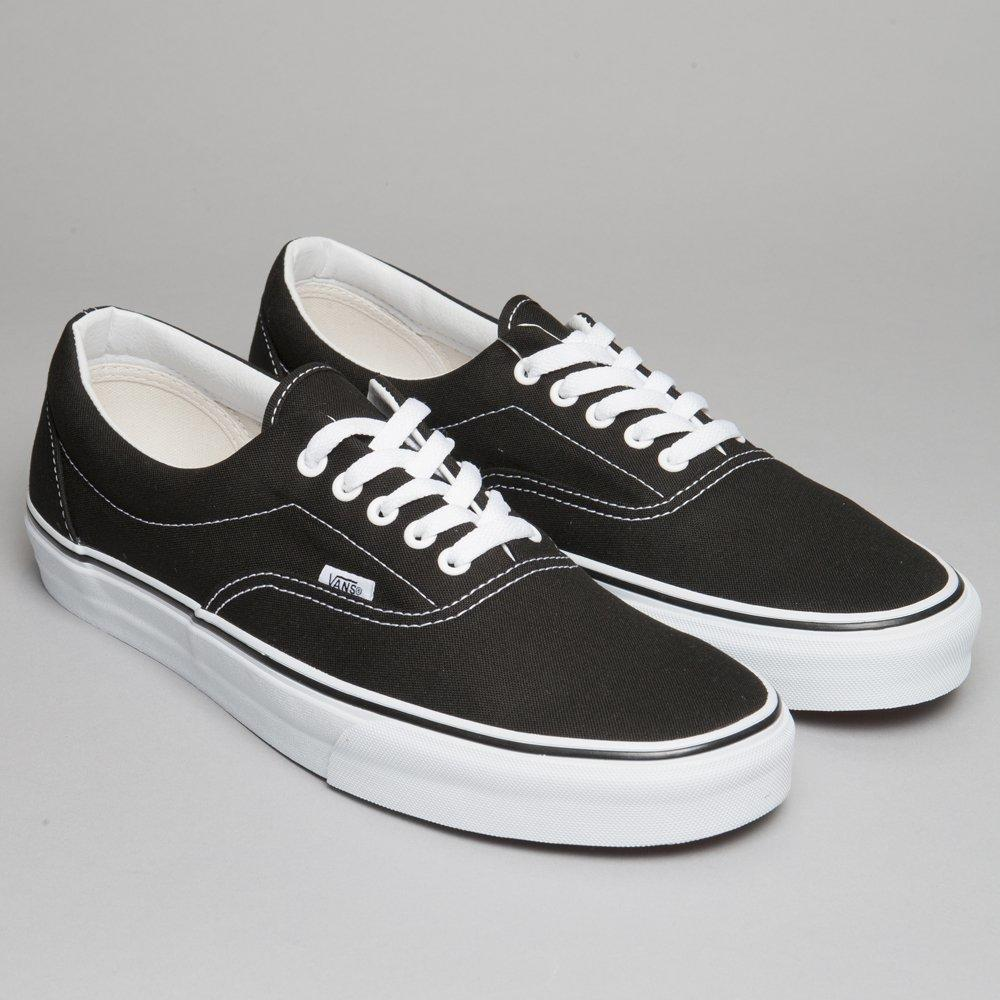 Vans Era White Black
