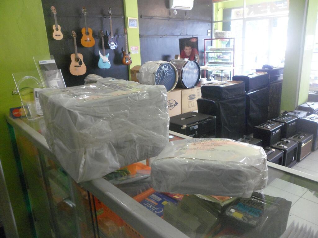 Jual Ampli Gitar Dan Bass Merk Fender Line 6 Hartke