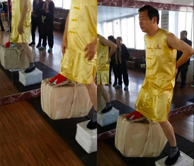 pria china punya buah zakar paling perkasa bisa angkat bata kaskus