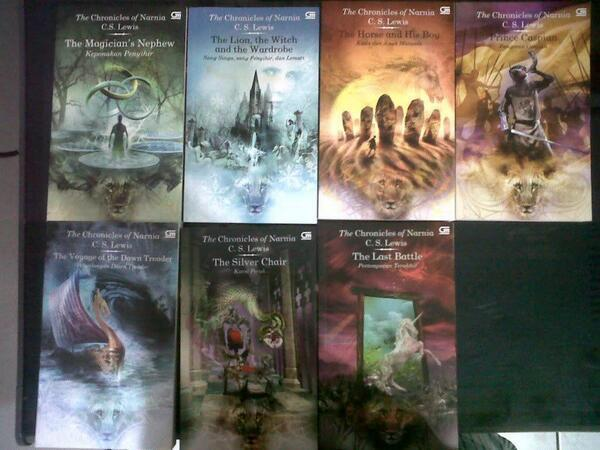 Ebook Narnia Terjemahan