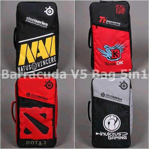 Jual Gaming Bag Barracuda V5 Elite 5 In 1 X 2014