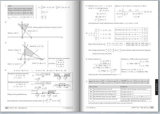 Post Soal Amp Pembahasan Simak Ui Quot Complete Edition Quot Matematika Dasar