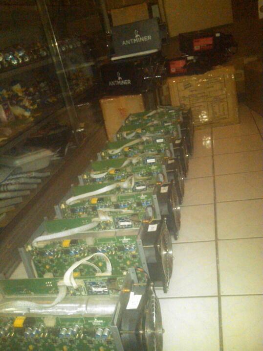 JUAL BANYAK : Bitcoin Miner S1 dan Hybrid Miner Gridseed | Kaskus - The Largest ...