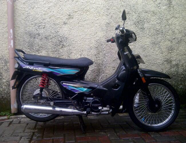 Honda Astrea Grand 96 Bandung