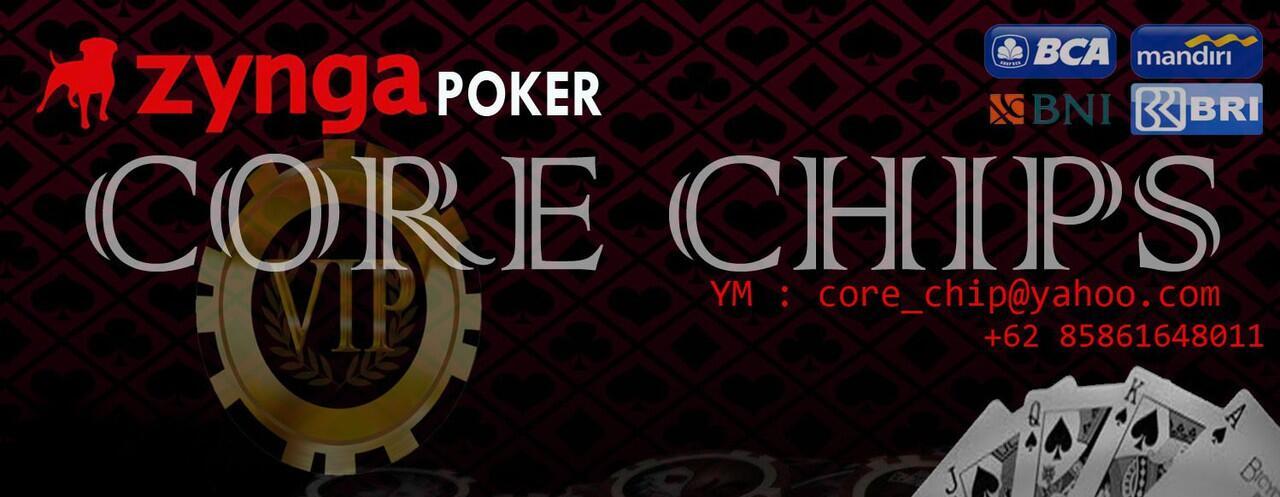 Jual chip poker zynga kaskus