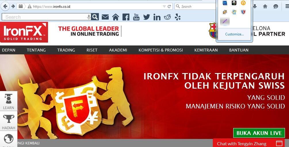 Broker forex indonesia yang teregulasi