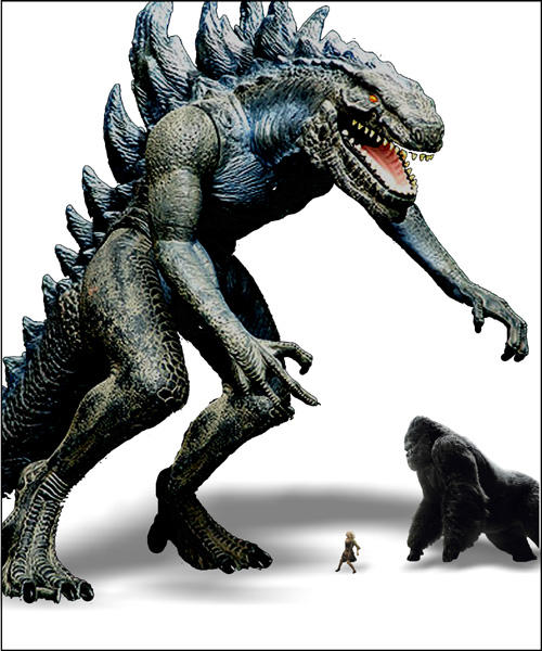 The Largest Monsters In Hollywood Movie Sundul Gan