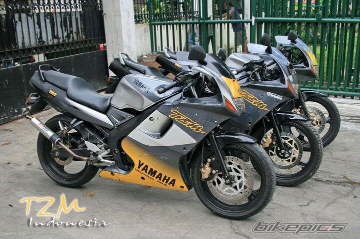 DIJUAL MOTOR YAMAHA TZM   Yamaha Motor
