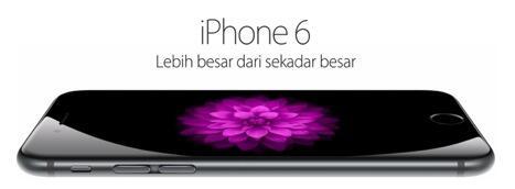 REVIEW  Apple iPhone 6 Dan iPhone 6 Plus  Lebih Besar Dari Sekedar Besar faa641e0ca