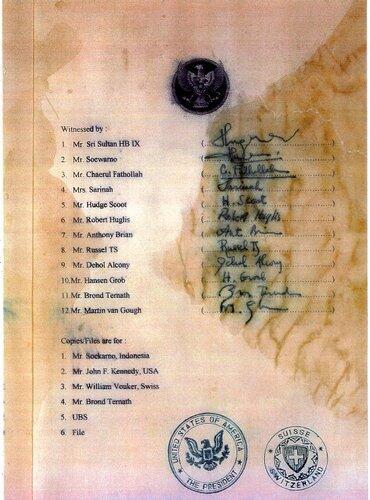 Rahasia Negara Ri Misteri Rahasia Emas Batangan Soekarno Kaskus