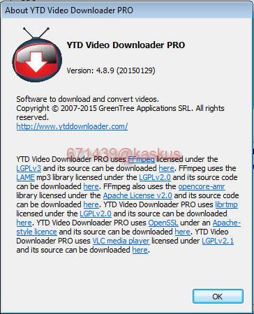 Youtube Video Downloader Pro - Convert & Download dari 60++
