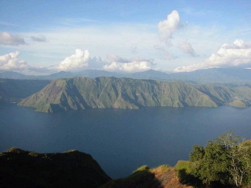 Lake Toba Indonesia Volcano