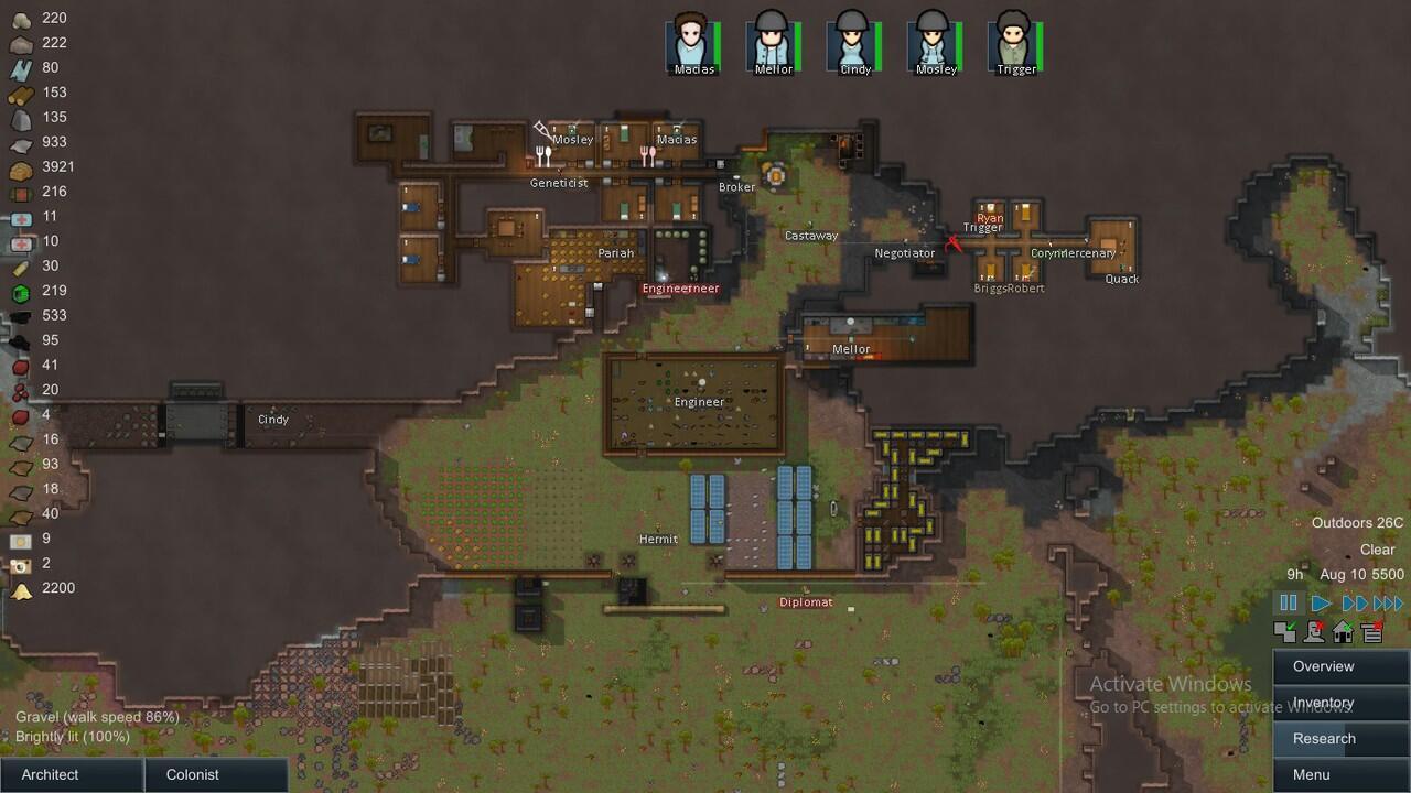 RimWorld : Sci-fi Colony   KASKUS