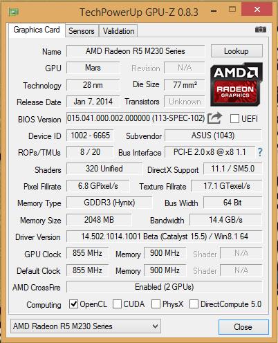 Amd Radeon R5 M230 Pubg