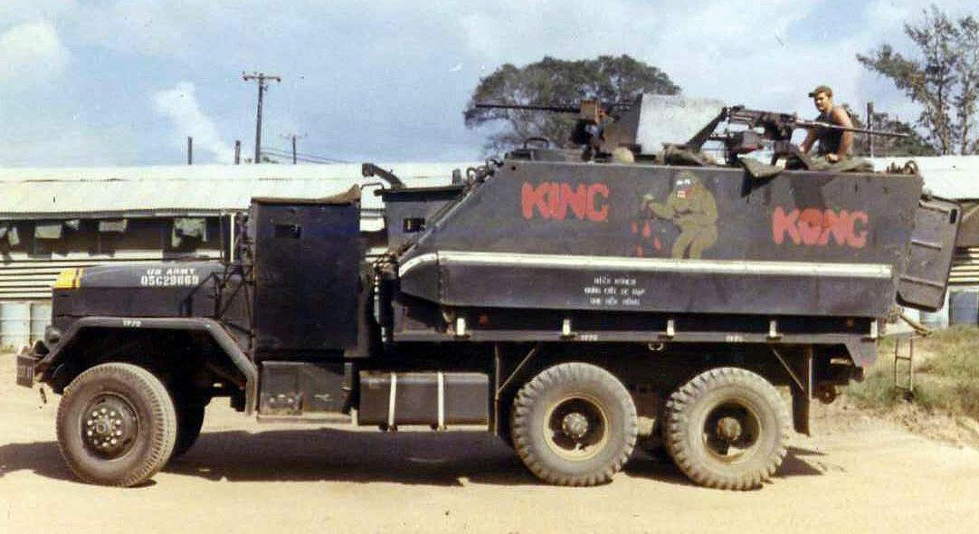 Vietnam Mad Max Us Gun Trucks Kaskus