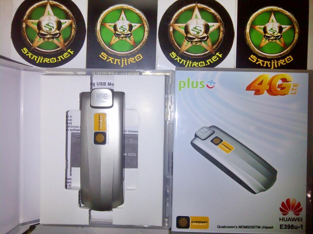 ☆ HUAWEI E398 4G LTE MODEM 100Mbps ☆ - Page 4 | KASKUS