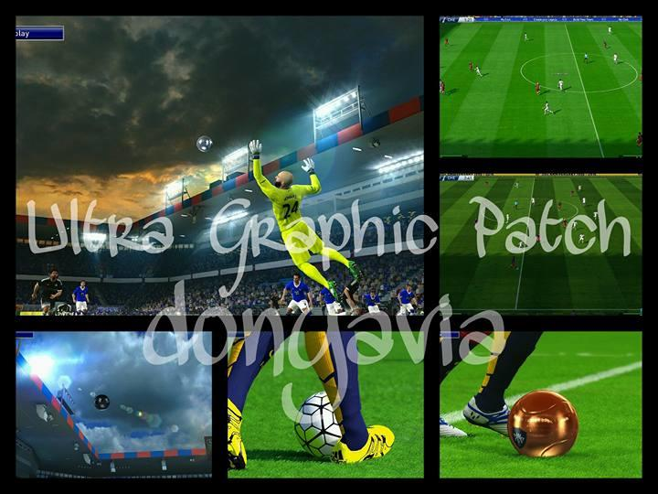 Pubg Ultra Hd Graphics: Ultra HD Graphic Patch For PES2016/PES2015 BY Donyavia