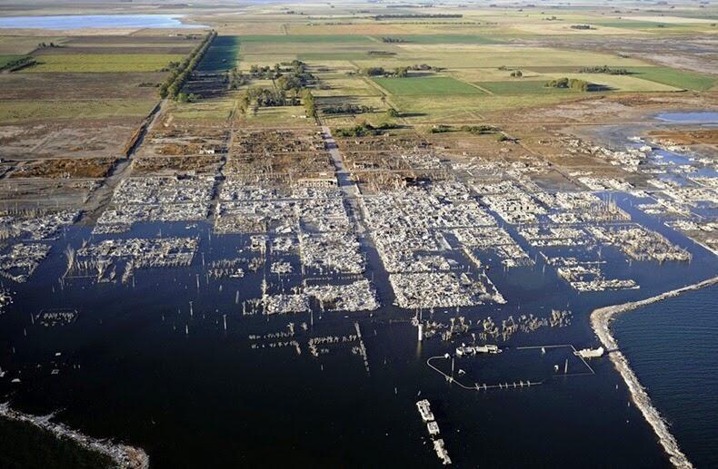 Kota Yang Hilang Setelah Tenggelam 25 Tahun