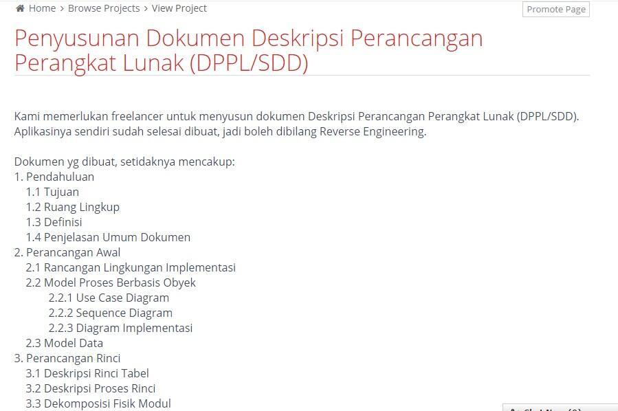 Penyusunan dokumen deskripsi perancangan perangkat lunak dpplsdd freelancer penyusunan dokumen deskripsi perancangan perangkat lunak dpplsdd ccuart Images