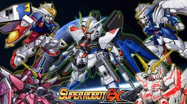 download gundam game for android