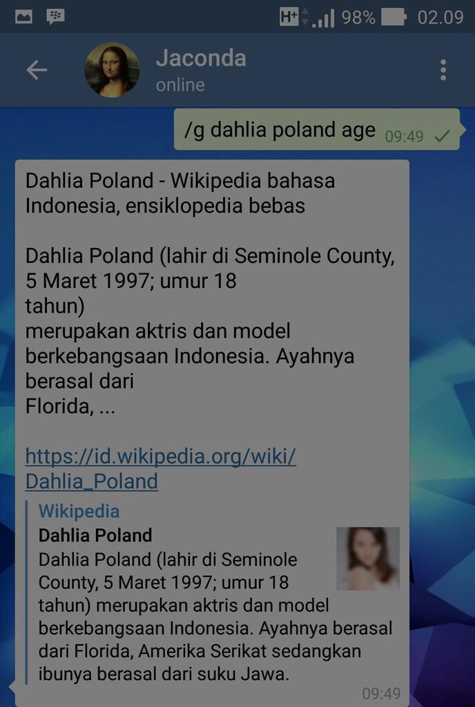 The best: kumpulan channel telegram indonesia