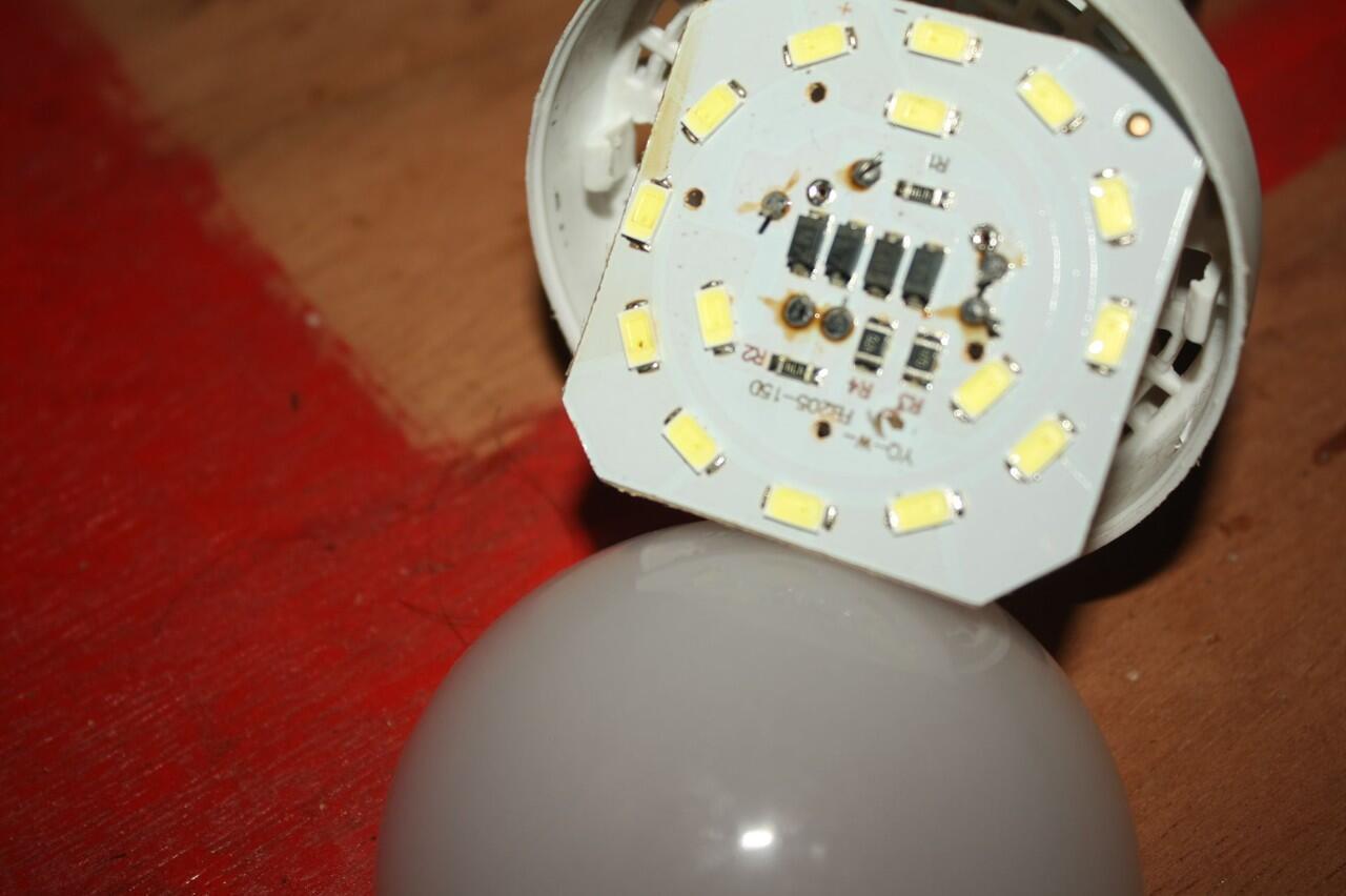 Cara Memperbaiki Lampu Led Hemat Energi Sangat Mudah Kaskus