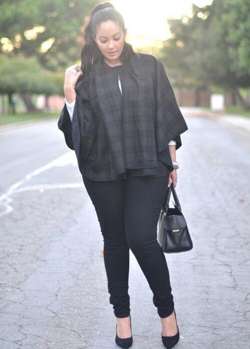 Khusus Wanita 4 Model Baju Untuk Orang Gemuk Agak Tampak Langsing
