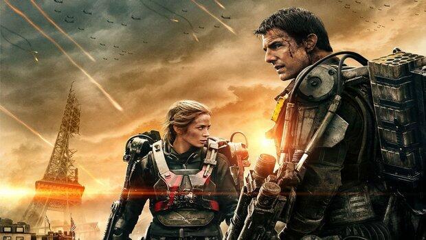 Edge of Tomorrow 2014 720p 1080p Movie- HD