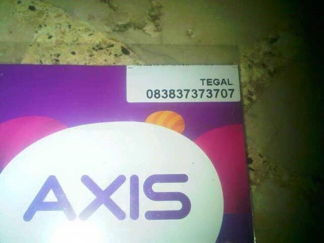 Axis Axiata Nomor Cantik 0838 9090 6565 Daftar Harga Terlengkap Source · Source Axis Axiata Nomor Cantik 0838 73 616161