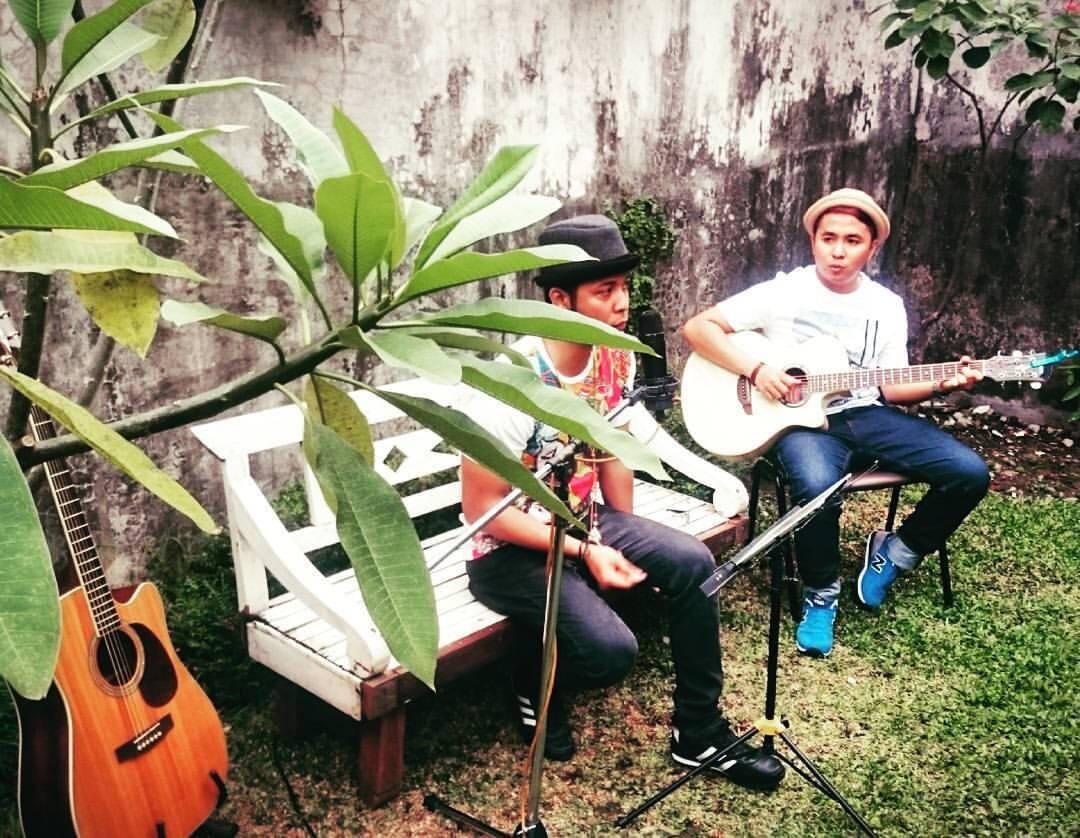 backyard sessions dalam foto