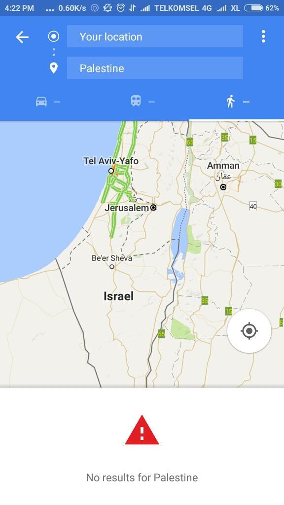 google tel aviv 22. Google Hapus Palestina Di Maps Tel Aviv 22