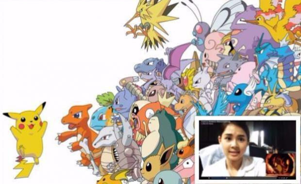 3307446 201608210533470517 Video   Remaja Wanita Di Thailand Tiru 63 Suara Pokemon