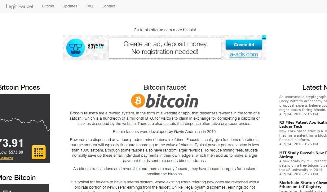 Lets talk bitcoin faucet autopilot
