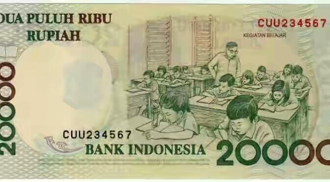 desain uang kertas indonesia ini disebut terbaik di dunia