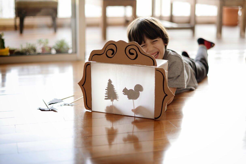 Balasan dari Beberapa Mainan Kreatif Untuk Anak Kecil Hanya Dengan ...