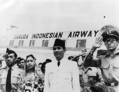 Garuda Indonesia - a democratic success story (kisah sukses demokrasi)