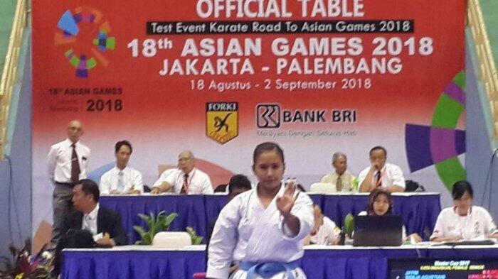 Asian Games Karate 2018