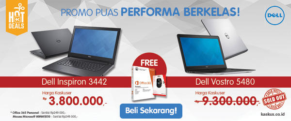 Hot Deals Dell