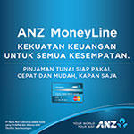 ANZ MoneyLine