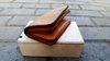 3Masketir Leather Wallet (Trimasketir) MURAH
